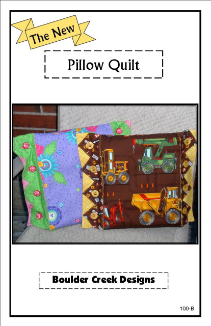 The New Pillow Quilt